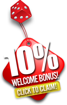 Click Here To Claim Your 10% Welcome Bonus!